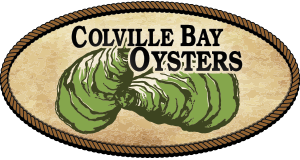Colville Bay Oysters Logo